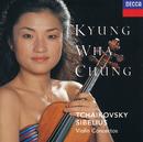 Tchaikovsky: Violin Concerto / Sibelius: Violin Concerto/Kyung Wha Chung, London Symphony Orchestra, André Previn