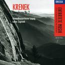 クシェネク:交響曲第2番/Gewandhausorchester Leipzig, Lothar Zagrosek