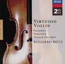 Virtuoso Violin: Ruggiero Ricci/Ruggiero Ricci