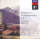 Mahler: Symphonies Nos.4 & 5/Royal Concertgebouw Orchestra, Chicago Symphony Orchestra, Sir Georg Solti
