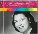 Delibes: Lakmé/Mado Robin, Jean Borthayre, Agnes Disney, Libero De Luca, L'Orchestre de l'Opéra-Comique, Paris, Georges Sebastian