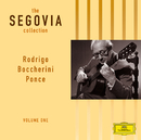Rodrigo: Fantasia para un Gentilhombre / Ponce: Concierto del Sur / Boccherini: Guitar Concerto/Andrés Segovia