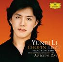 Liszt & Chopin: Piano Concertos No.1 (Bonus track version; e-album)/Yundi Li, Philharmonia Orchestra, Sir Andrew Davis