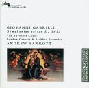 Gabrieli: Symphoniae Sacrae II, 1615/Taverner Choir, London Cornett & Sackbut Ensemble, Andrew Parrott