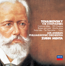 Tchaikovsky: The Symphonies/Los Angeles Philharmonic, Israel Philharmonic Orchestra, Zubin Mehta