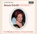 レナータ・テバルディ オペラ・アリア集/Renata Tebaldi, New Philharmonia Orchestra, Oliviero de Fabritiis
