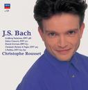 J.S.バッハ:チェンバロサクヒンシ/Christophe Rousset