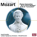 Mozart: Piano Concertos Nos. 21 & 26/Ingrid Haebler, London Symphony Orchestra, Witold Rowicki