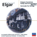 Elgar: Enigma Variations; Pomp & Circumstance Marches;  Serenade for Strings/Los Angeles Philharmonic, Zubin Mehta, London Symphony Orchestra, Sir Arthur Bliss