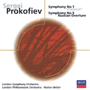 プロコフィエフ:交響曲第1・5番/London Symphony Orchestra, London Philharmonic Orchestra, Walter Weller