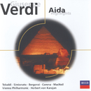 Verdi: Aida (highlights)/Renata Tebaldi, Giulietta Simionato, Carlo Bergonzi, Cornell MacNeil, Fernando Corena, Wiener Philharmoniker, Herbert von Karajan