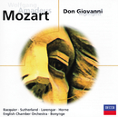 Mozart: Don Giovanni - highlights/Gabriel Bacquier, Dame Joan Sutherland, Pilar Lorengar, Marilyn Horne, English Chamber Orchestra, Richard Bonynge