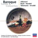 <バロック名曲集>/Academy of St. Martin in the Fields, Sir Neville Marriner, Stuttgarter Kammerorchester, Karl Münchinger