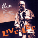 Live-Lee/Lee Konitz, Alan Broadbent