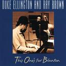 This One's For Blanton/Duke Ellington, Ray Brown