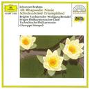 Brahms: Altrhapsodie / Schicksalslied / Triumphlied/Brigitte Fassbaender, Wolfgang Brendel, Prague Philharmonic Chorus, Lubomir Matl, Czech Philharmonic Orchestra, Giuseppe Sinopoli