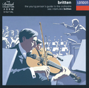 Britten:The Young Person's Guide to the Orchestra; Four Sea Interludes etc/The National Philharmonic Orchestra, Richard Bonynge, London Symphony Orchestra, Orchestra of the Royal Opera House, Covent Garden, Benjamin Britten