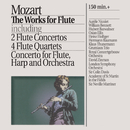 Mozart: The Works for Flute (2 CDs)/Aurèle Nicolet, Royal Concertgebouw Orchestra, David Zinman, Academy of St. Martin in the Fields, Sir Neville Marriner, William Bennett, Grumiaux Trio, Hubert Barwahser, London Symphony Orchestra, Sir Colin Davis