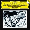 Honegger: Prelude; Pastorale d'été. Poème symphonique; Horace victorieux/Orchestre du Capitole de Toulouse, Michel Plasson