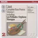 Liszt: Complete Tone Poems, Vol.1/London Philharmonic Orchestra, Bernard Haitink