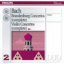 Bach, J.S.: Brandenburg Concertos/Violin Concertos/I Musici