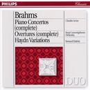 Brahms: Piano Concertos Nos.1 & 2/Haydn Variations etc./Claudio Arrau, Royal Concertgebouw Orchestra, Bernard Haitink