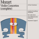 Mozart: Violin Concertos Nos. 1/5 etc./Arthur Grumiaux, London Symphony Orchestra, New Philharmonia Orchestra, Raymond Leppard, Sir Colin Davis