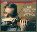 Bach, J.S.: 3 Sonatas & Partitas for Solo Violin/Gidon Kremer