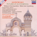 Mussorgsky: Pictures at an Exhibition (piano version & orchestration)/Vladimir Ashkenazy, Philharmonia Orchestra