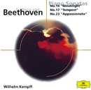 "Beethoven: Piano Sonatas Nos.14 ""Moonlight"", 17 ""Tempest"" + 23 ""Appasionata""/Wilhelm Kempff"