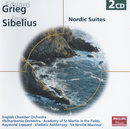 Grieg/Sibelius: Nordic Suites/English Chamber Orchestra, Raymond Leppard, Academy of St. Martin in the Fields, Sir Neville Marriner, Philharmonia Orchestra, Vladimir Ashkenazy