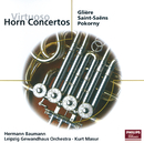 Virtuoso Horn Concertos/Hermann Baumann, Academy of St. Martin in the Fields, Iona Brown, Gewandhausorchester Leipzig, Kurt Masur