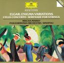 エルガー:チェロ協奏曲/「エニグマ変奏曲」/Mischa Maisky, Philharmonia Orchestra, Giuseppe Sinopoli