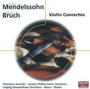 Mendelssohn: Violin Concerto/Bruch: Violin Concerto; Konzertstück/Salvatore Accardo, Gewandhausorchester Leipzig, Kurt Masur, London Philharmonic Orchestra, Charles Dutoit