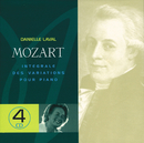 Mozart: Integrale Des Variations Pour Piano/Danielle Laval