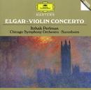 Elgar: Violin Concerto / Chausson: Poème/Itzhak Perlman, Daniel Barenboim, Zubin Mehta