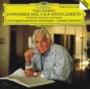 """Schubert: Symphonies Nos.5 & 8 """"Unfinished""""/Royal Concertgebouw Orchestra, Leonard Bernstein"""