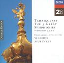Tchaikovsky: Symphonies Nos. 4, 5 & 6/Philharmonia Orchestra, Vladimir Ashkenazy