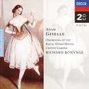 アダン:「ジゼル」全曲/Orchestra of the Royal Opera House, Covent Garden, Richard Bonynge