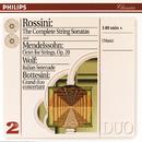 Rossini: String Sonatas/ Wolf: Italian Serenade//Mendelssohn: Octet/I Musici
