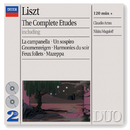 Liszt: The Complete Etudes (2 CDs)/Claudio Arrau, Nikita Magaloff