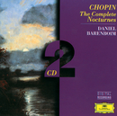Chopin: The Complete Nocturnes(2 CD's)/Daniel Barenboim