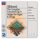 Albinoni: The Complete Concertos/Adagio for Organ & Strings/I Musici, Heinz Holliger, Felix Ayo, Maurice Bourgue, Maria Teresa Garatti