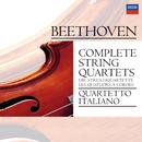 Beethoven: Complete String Quartets/Quartetto Italiano, Paolo Borciani, Elisa Pegreffi, Piero Farulli, Franco Rossi