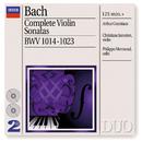 Bach, J.S.: Complete Violin Sonatas (2 CDs)/Arthur Grumiaux, Christiane Jaccottet, Philippe Mermoud