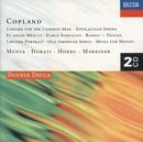 Copland: Appalachian Spring; Lincoln Portrait; Fanfare; Rodeo, etc./Zubin Mehta, Antal Doráti, Sir Neville Marriner