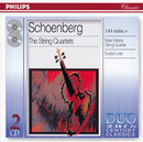 Schoenberg: The Complete String Quartets/New Vienna String Quartet, Evelyn Lear