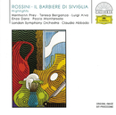 Rossini: Il Barbiere di Siviglia (Highlights)/London Symphony Orchestra, Claudio Abbado