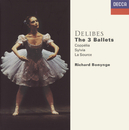 Delibes: The Three Ballets/The National Philharmonic Orchestra, Orchestra of the Royal Opera House, Covent Garden, New Philharmonia Orchestra, Richard Bonynge