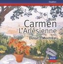 ビゼー:<カルメン>第1・2組曲、<アルルの女>第1・2組曲/Orchestre Symphonique de Montréal, Charles Dutoit
